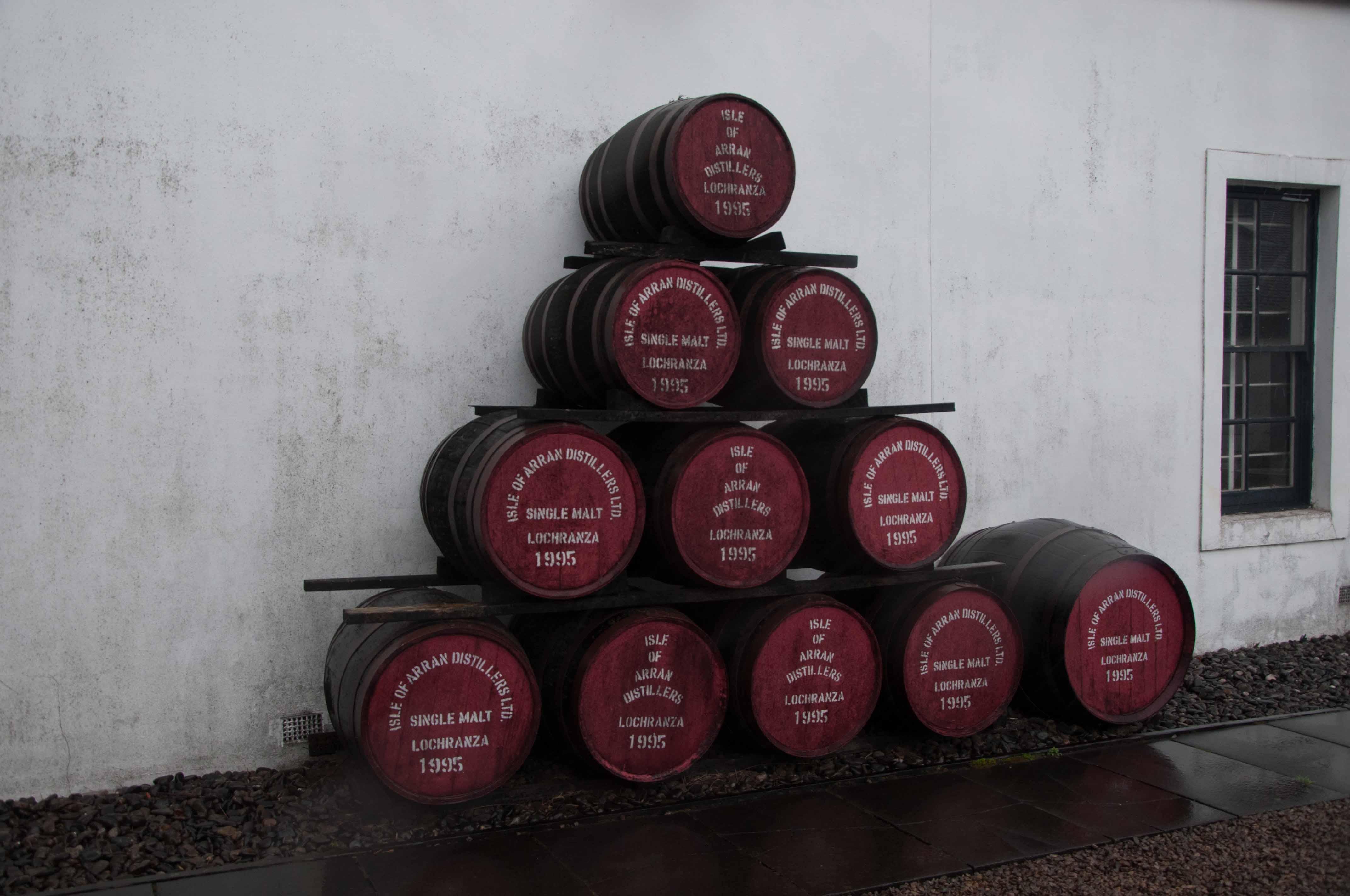 Arran Distillery – Schottland