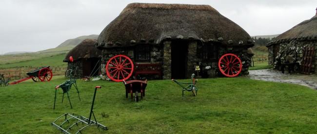 Museum of Island Life - Isle of Skye