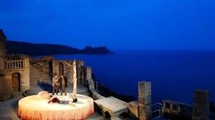 Minack Theatre - Cornwall