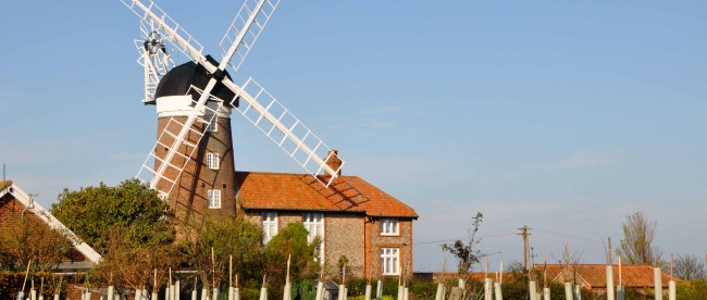 Cley next the Sea - Norfolk - England