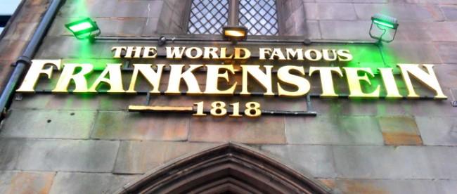 Zu Gast bei Dr. Frankenstein