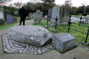 Hier soll St. Patrick in der zweiten Hälfte des 5. Jahrhunderts begraben worden sein.