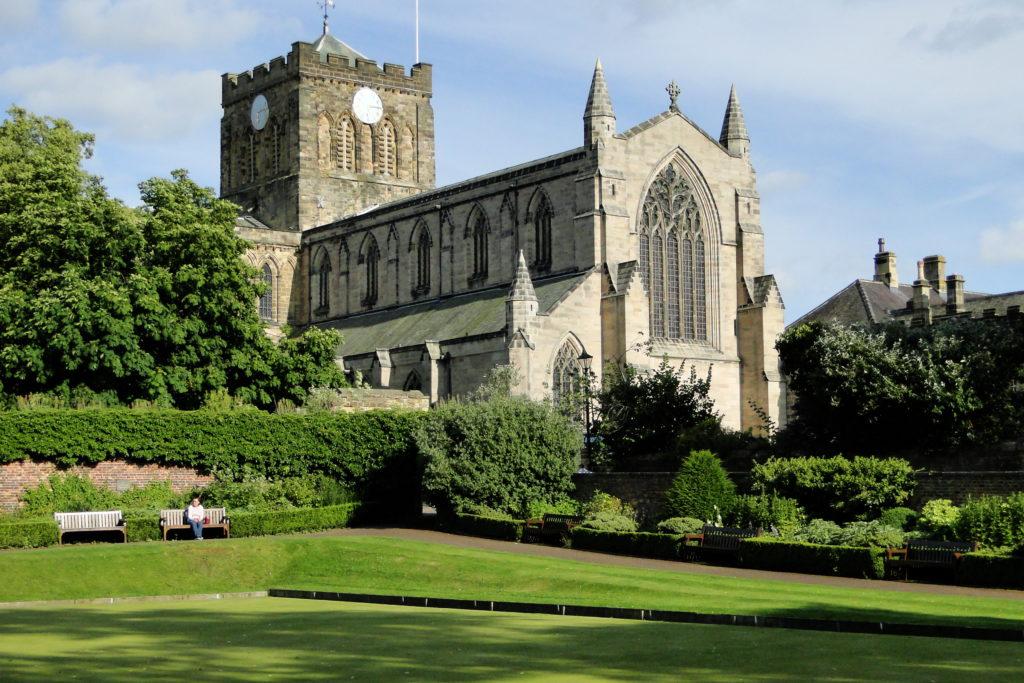 Die Abbey von Hexham